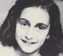 The Diary of a Young Girl by Anne Frank(1947)